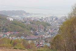 小樽の町並み